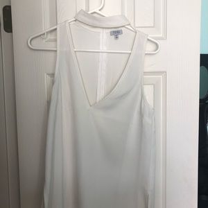 Tobi White blouse Tank Top